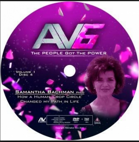 Samantha Bachman Speaks at AV6 in London