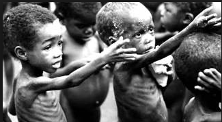 Starving Children - Samantha Bachman