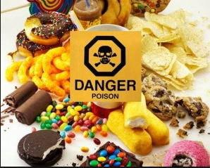 Danger toxic food - Samantha Bachman