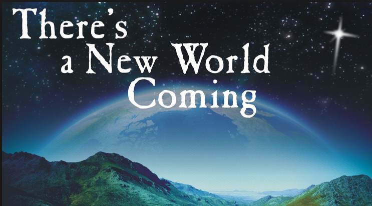New World Coming - Samantha Bachman